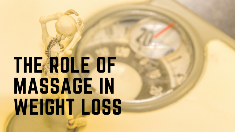 The Role of Massage in Weight Loss